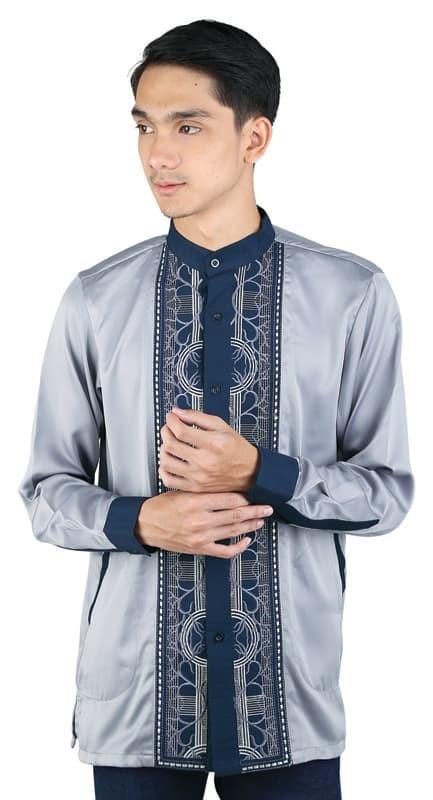 Jual Baju Koko Baju Muslim Pria Atasan Katun Terbaru