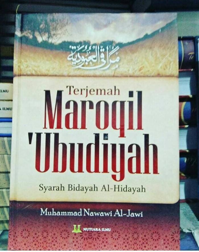 harga Buku maroqil ubudiyah toko buku aswaja surabaya Tokopedia.com