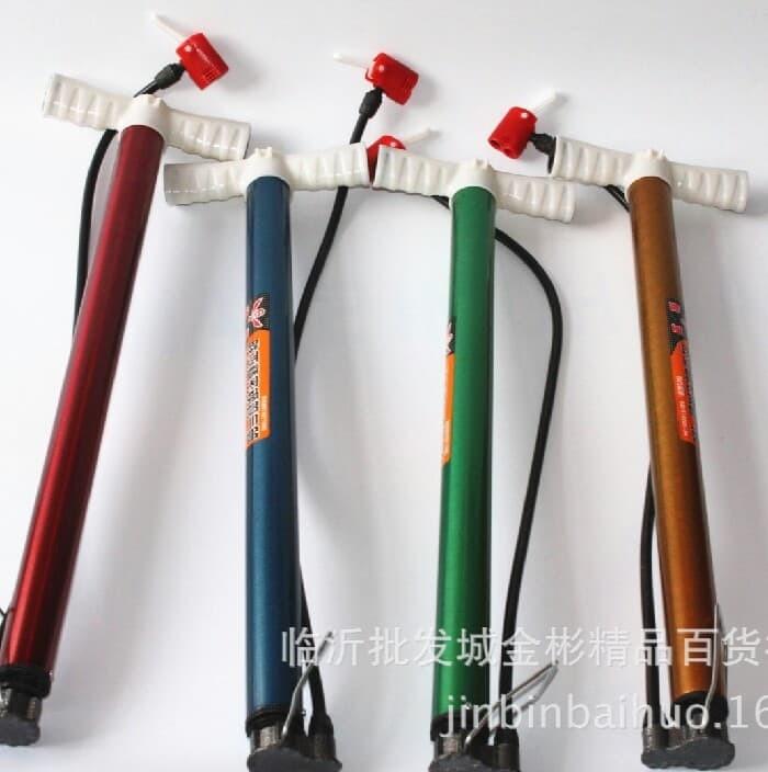 harga Pompa ban sepeda motor pompa angin manual panjang atlantis murah Tokopedia.com