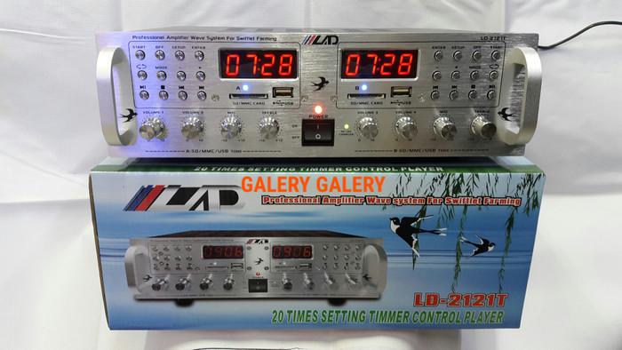 Ampli walet lad ld 2121t 2 usb player amplifier walet 771a6a10d3