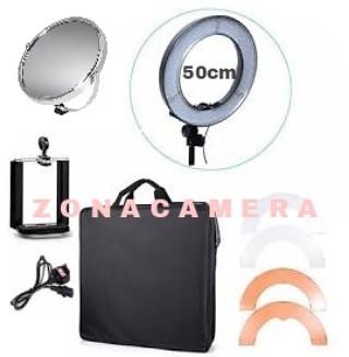 Hakutatz ringlight led rl-18 / ringlite led rl 18 komplit ring light