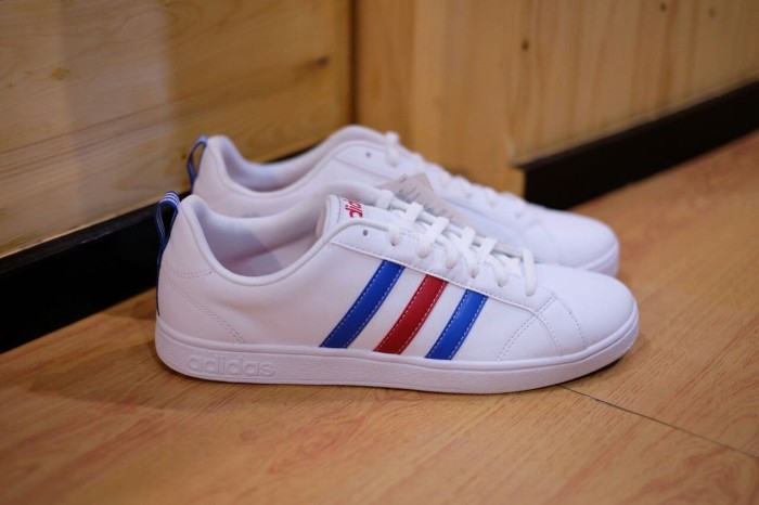 af2cd2f04673e ... aliexpress adidas neo advantage clean vs france original bnib 95bc8  9148a