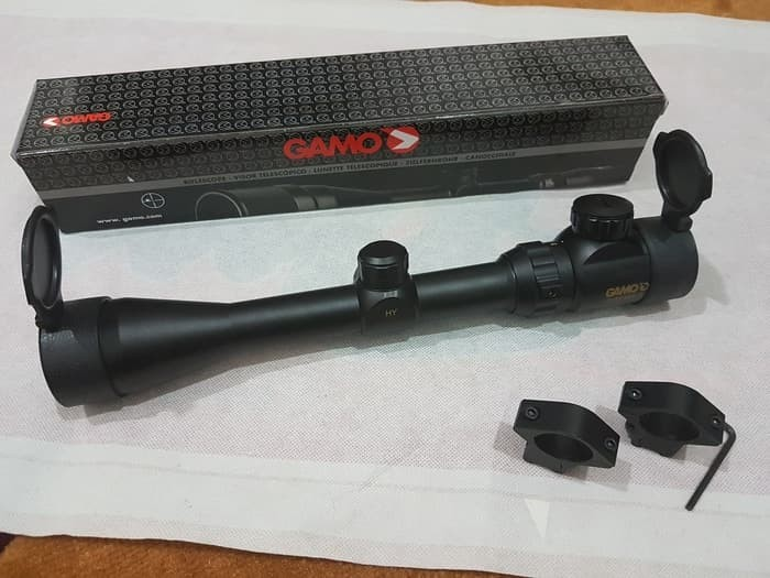 harga Telecsope gamo 3-9x40 rgb teropong senapan scope Tokopedia.com
