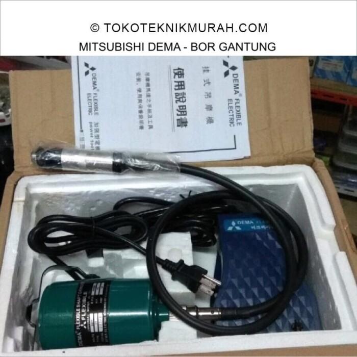 harga Mitsubishi mesin bor gantung - bor turner - drill flexible Tokopedia.com