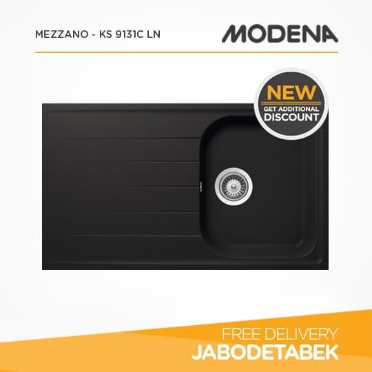 harga Kitchen sink modena mezzano - ks 9131c ln Tokopedia.com