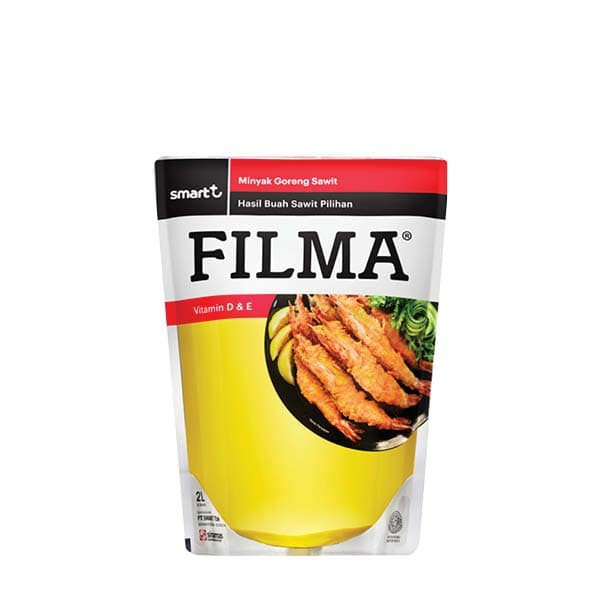 harga Filma minyak goreng pouch 2 l Tokopedia.com