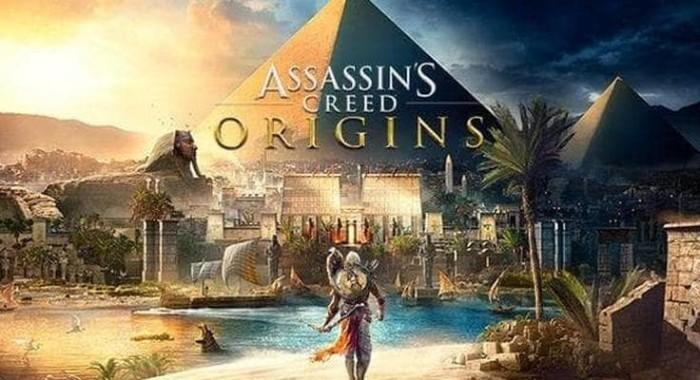 harga Assassins creed origins pc game full version Tokopedia.com