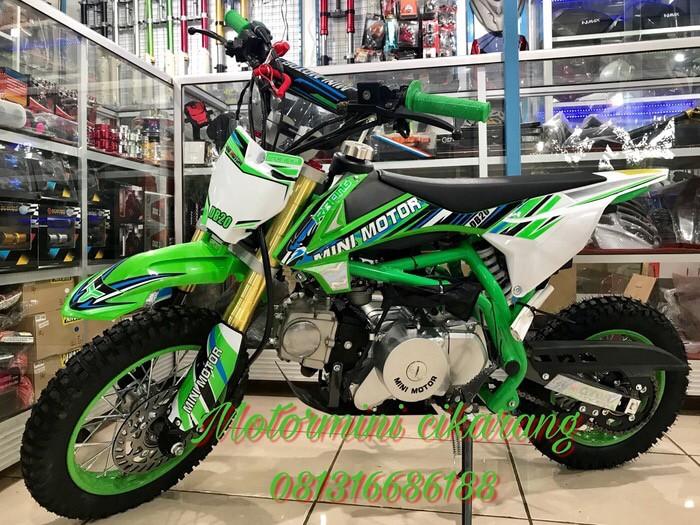 harga Motor mini trail 110cc ring 12/10 mesin honda Tokopedia.com