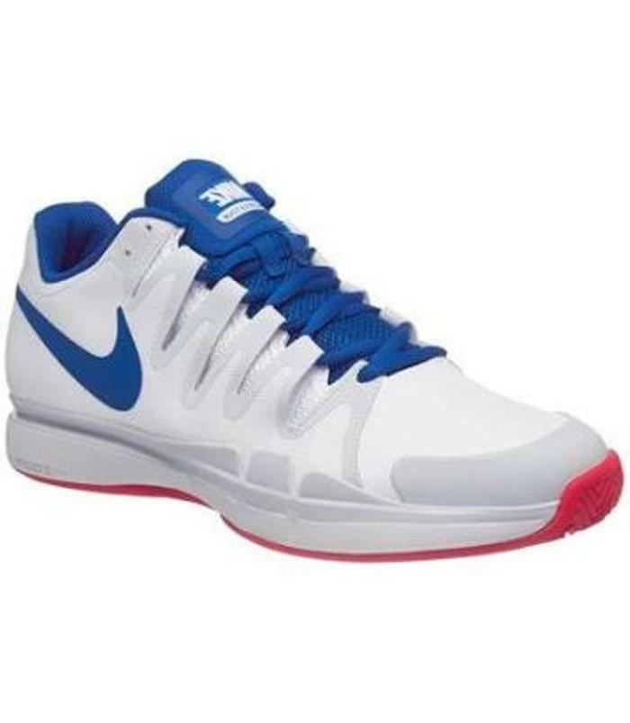 18755284964e0 Jual Nike Zoom Vapor 9.5 Tour White-Blue-Red Murah - sania store ...