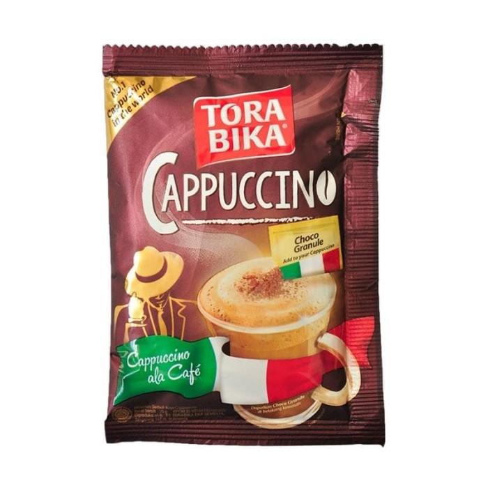 Torabika kopi cappucino 10's