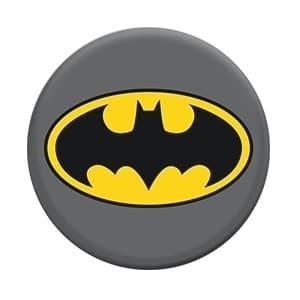 popsockets dc batman icon black (ps-dc- bi-bk)