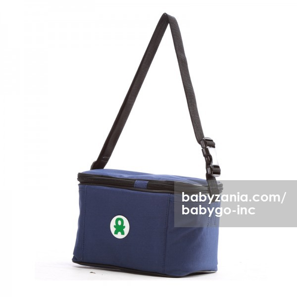 Babygo inc cooler bag double compartment