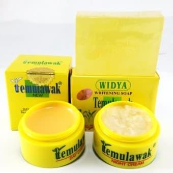 ... Temulawak Paket Cream Siang & Malam Plus Sabun Sedayu Kuning Original - Blanja.com ...