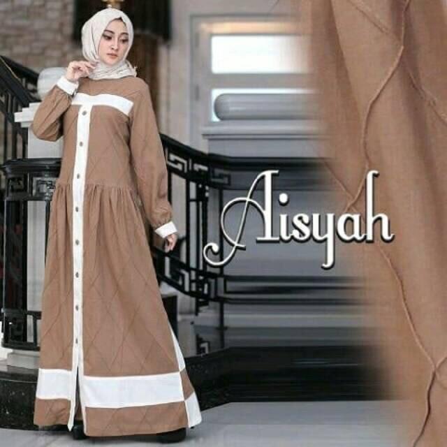 Foto Produk AISYAH MAXI DRES dari Aneza Corner