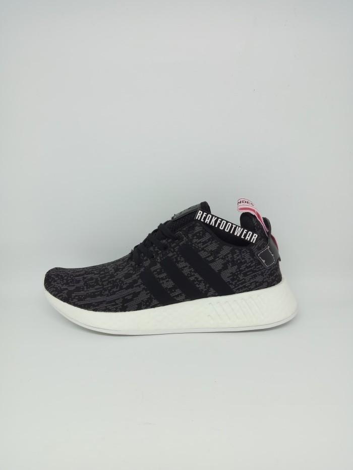 2b998565bec67 Jual SepatU Adidas NMD R2 W Core Black Wonder Pink - DKI Jakarta ...