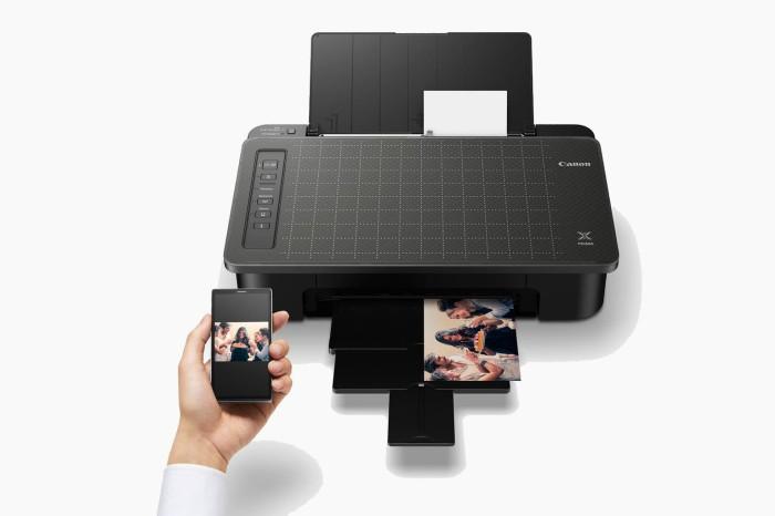 harga Printer canon pixma ts307 print copy wireless resmi Tokopedia.com