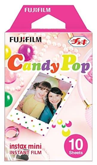 harga Refill instax mini instant film candy pop motif isi 10 lembar Tokopedia.com