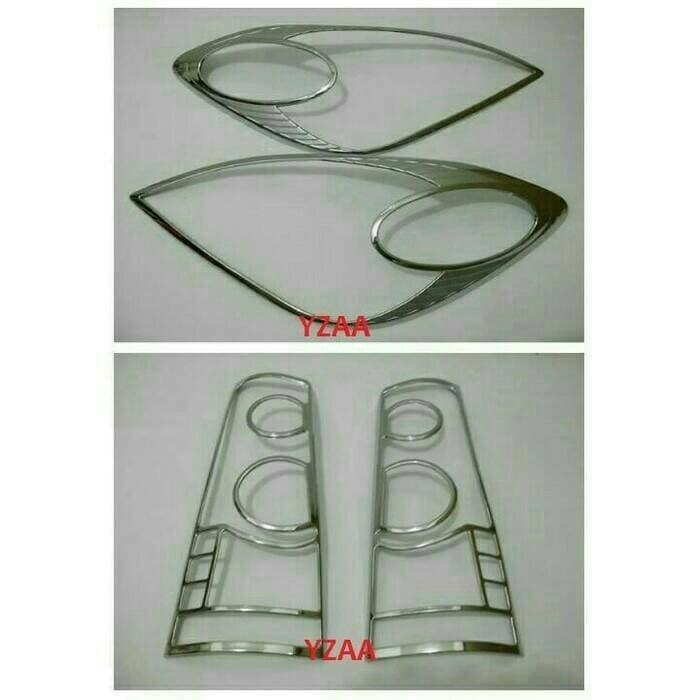 harga Paket garnish / list lampu depan dan belakang avanza dan xenia vvti Tokopedia.com