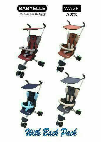 harga Stroller baby elle wave s300 3 roda Tokopedia.com