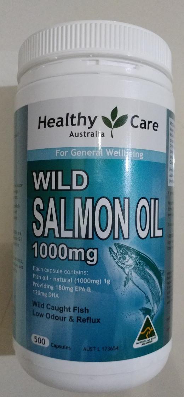 Katalog Healthy Care Wild Salmon Travelbon.com