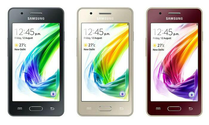 Handphone Samsung z2 new series stok banyak.