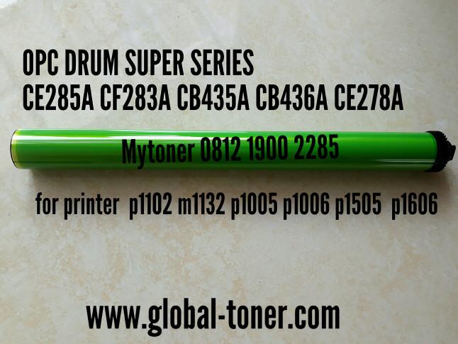 harga Opc drum super series printer laser p1102 m1132 / toner 85a ce285a Tokopedia.com