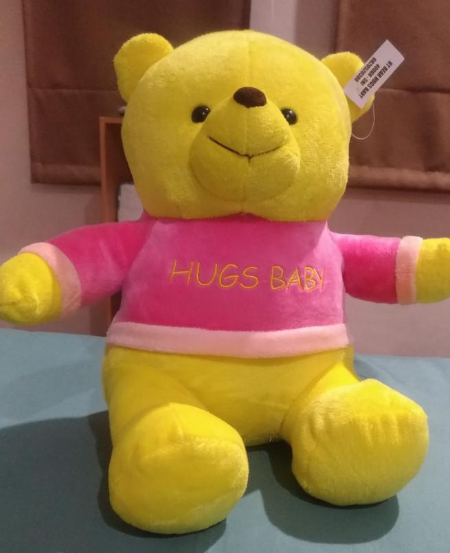 harga Boneka bear hugs baby Tokopedia.com