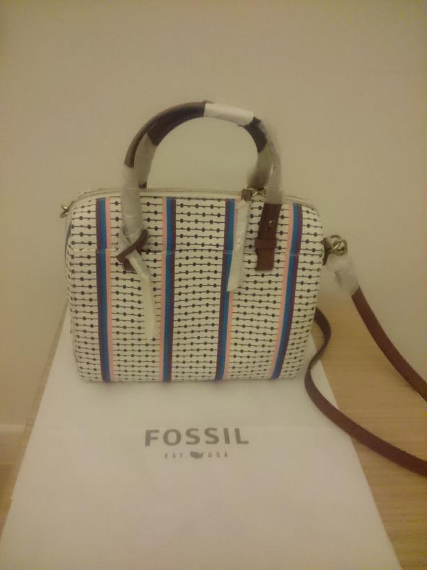 Sold...preloved tas bekas   second   seken fossil original harga ... f22ac841ff