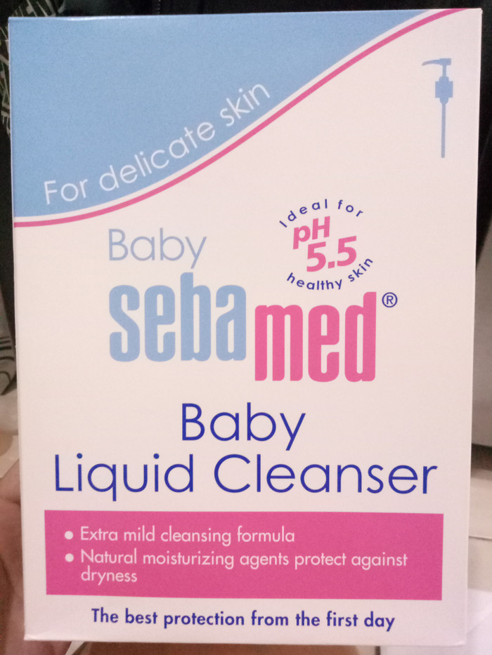 Sabun Sebamed Liquid Cleanser 1000ml