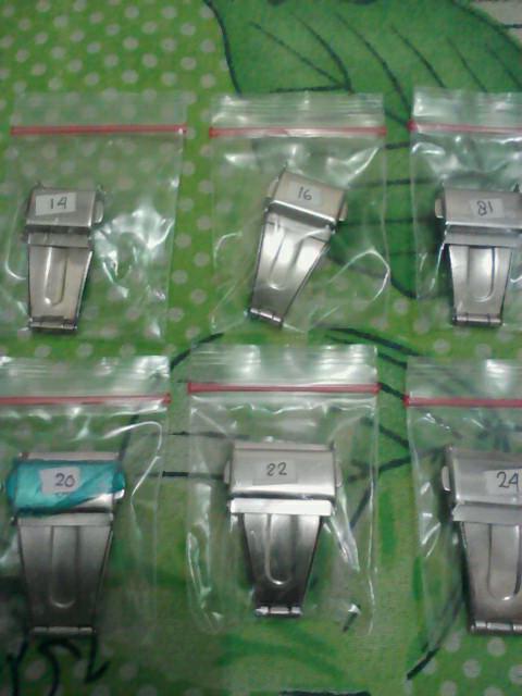 harga Pencetan/ sambungan tali rantai jam tangan silver 14-24ml Tokopedia.com