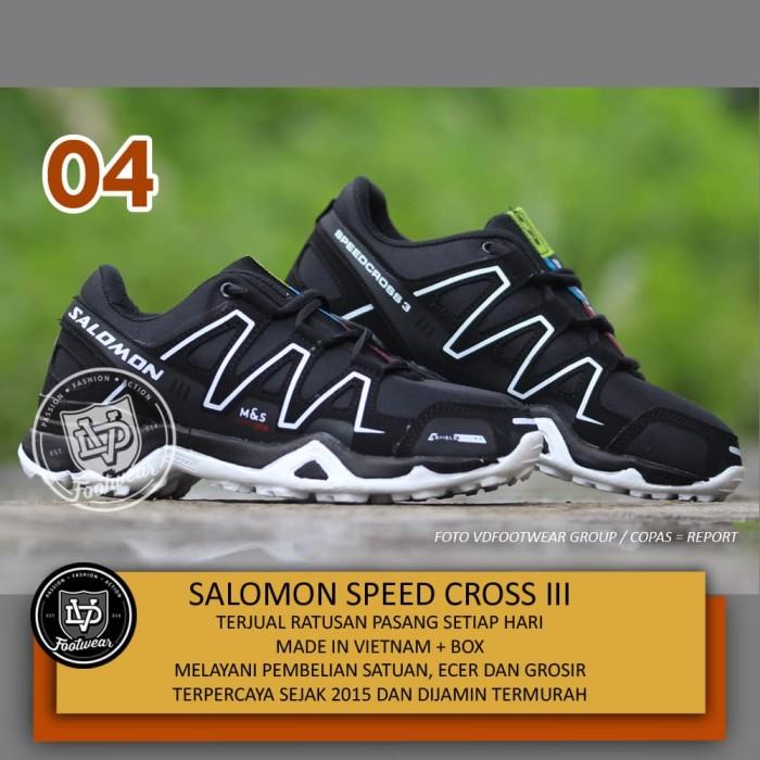 harga Promo sepatu olahraga outdoor hiking salomon Tokopedia.com