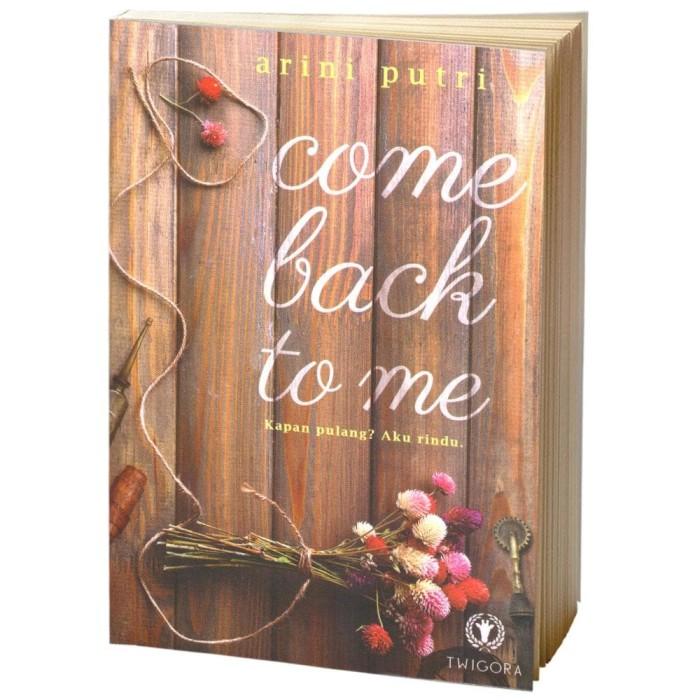 Suka Buku - Come Back To Me