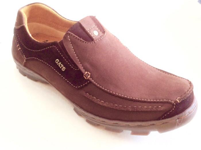 harga Gats to-2208 ( sepatu kulit diskon ) Tokopedia.com
