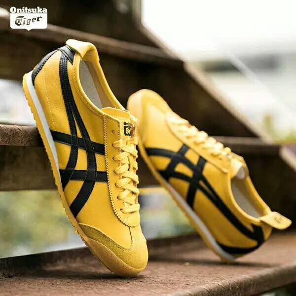 lowest price 8eb6b 8343f Jual Sepatu Asics Onitsuka Tiger Mexico 66 Kill Bill - DKI Jakarta - Faed  Shoes | Tokopedia