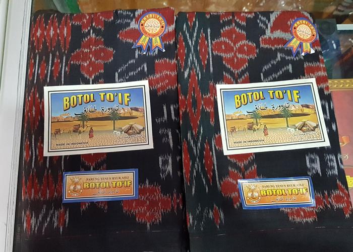 harga Sarung goyor botol to'if Tokopedia.com