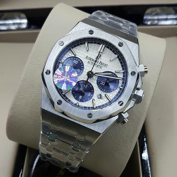 61edc966f91 Jual Audemars Piguet Royal Oak Chronograph Swiss ETA 1:1 - The Time ...