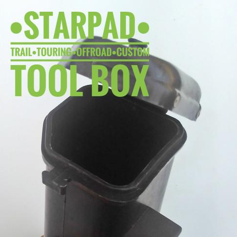 harga Starpad tool box sepeda motor trail offroad custom touring Tokopedia.com