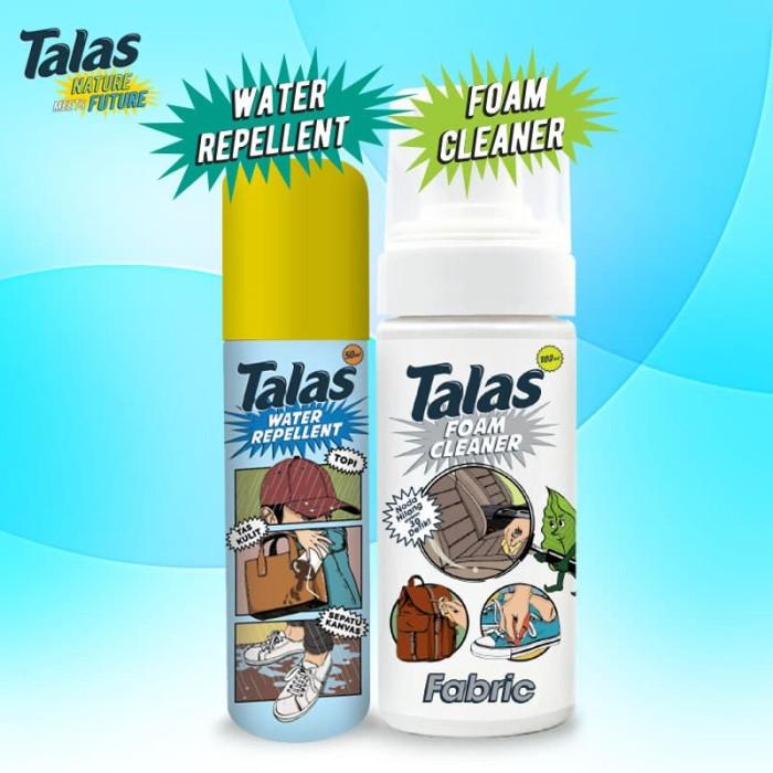 New Talas Water Repellent & Talas Foam Cleaner Fabric - Blanja.com