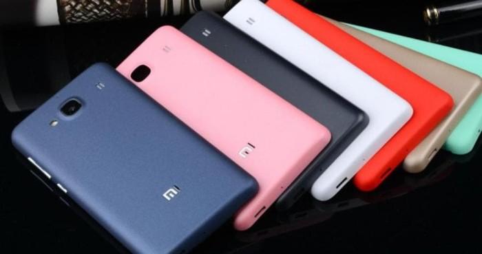 Back Door Case Tutup Batre Battery Baterai Xiaomi Redmi 2 Prime