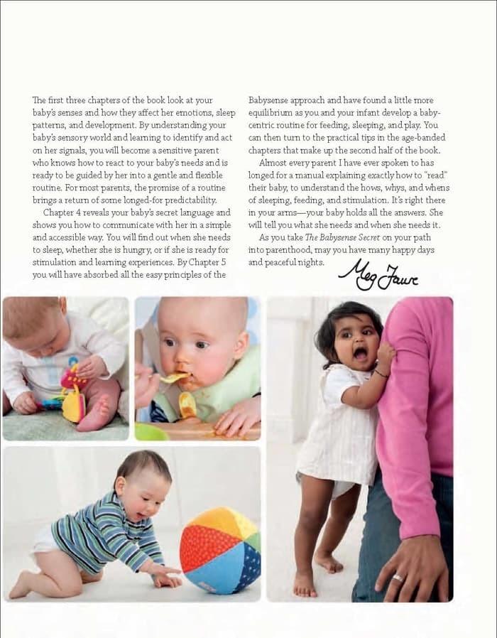 Baby Sense Book