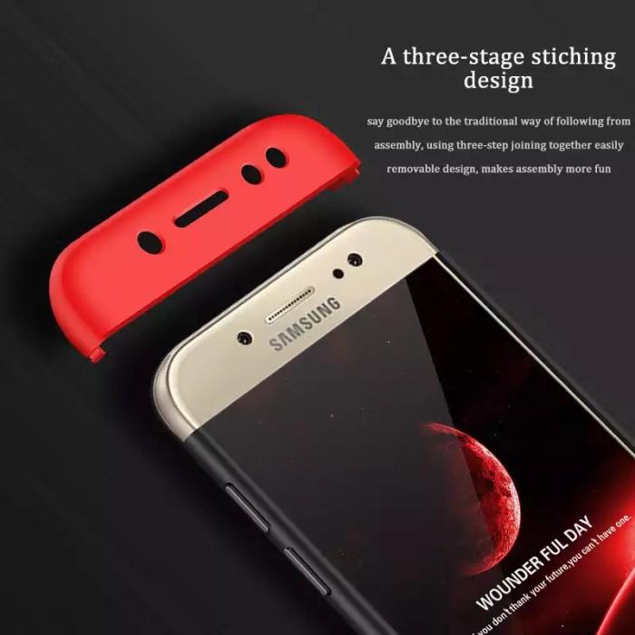 huge discount 43bda ef307 Jual GKK J3 J5 J7 Pro Case Full Protection waterproof Case - CocaCase |  Tokopedia