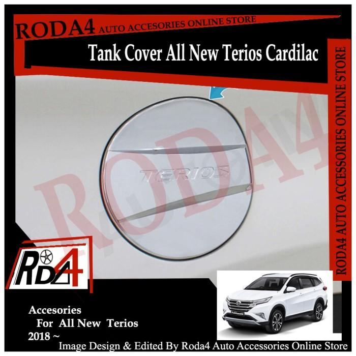Tutup tangki bensin all new terios tank cover all new terios cardilac