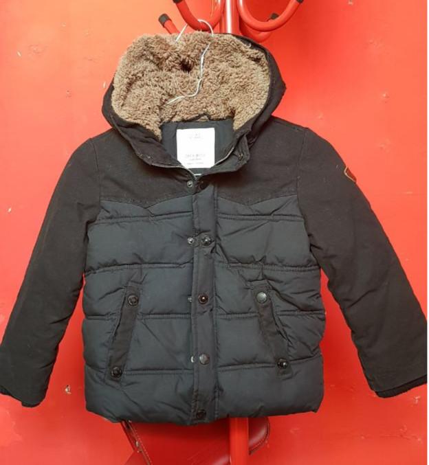 e0671db1 Jual Zara kids Winter Jacket - Lu's Preloved   Tokopedia