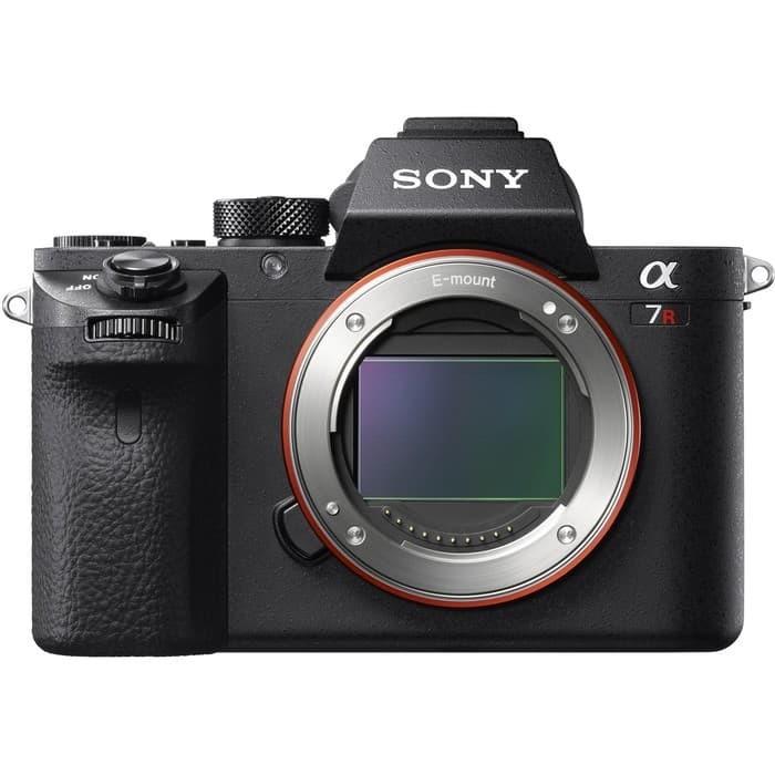 Kamera sony alpha 7rii body only