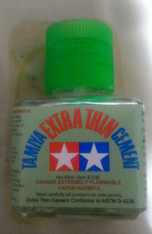 harga Tamiya extra thin cement glue for plastic 40ml Tokopedia.com