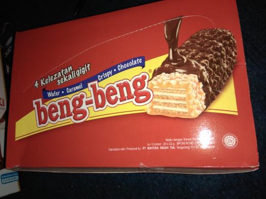 harga Beng beng coklat Tokopedia.com