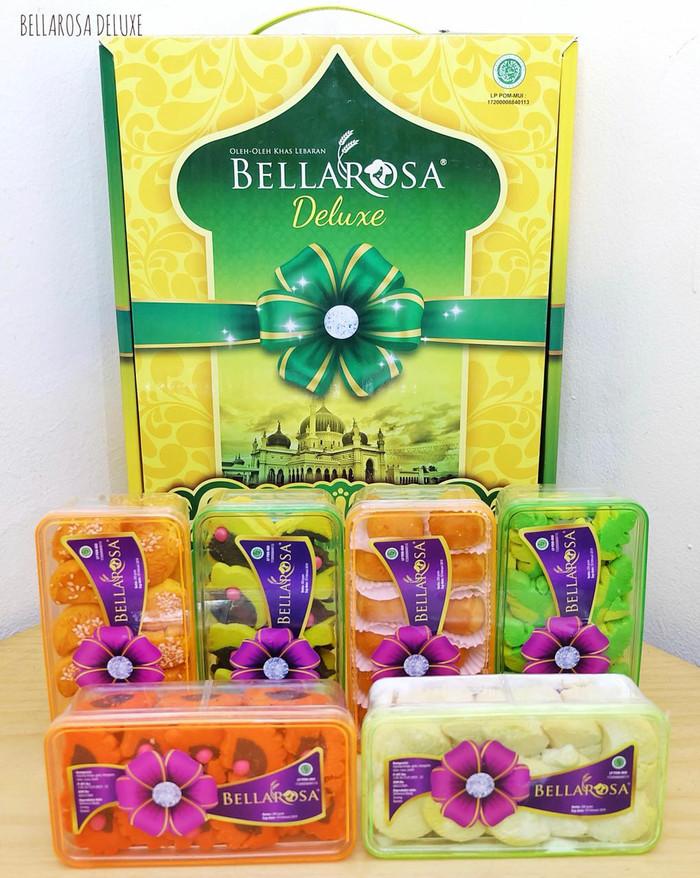 Paket Kue Lebaran BELLAROSA DELUXE / Kue Lebaran / Paket Lebaran