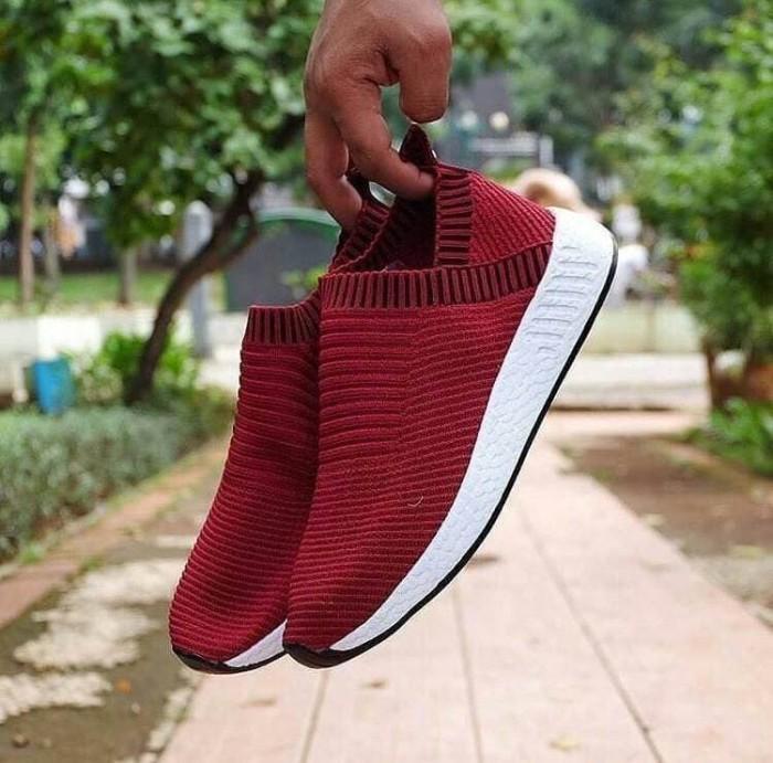 harga Sepatu pria casual adidas nmd cs2 for man import quality Tokopedia.com
