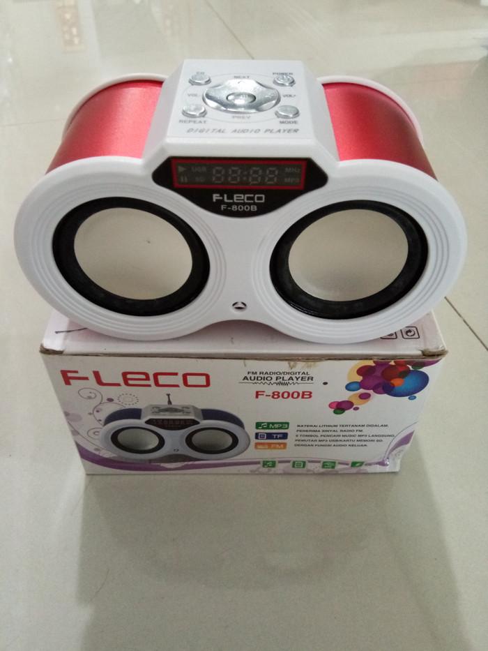 SPEAKER TEROPONG FLECO F800B