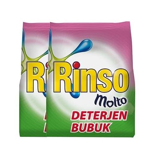 harga Rinso molto deterjen bubuk pink 800g - twin pack Tokopedia.com